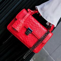 Bolsa stella on-line-Stella mulheres saco de designer de sacos de mensageiro senhoras carteiro bolsa de ombro crocodilo bolsas de marca de moda cadeado sacos de estilingue
