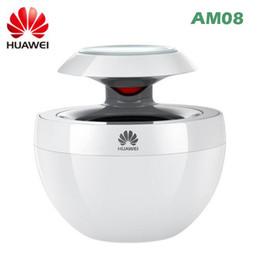 2019 swan bluetooth altoparlante Altoparlanti portatili Bluetooth originali 100% originale Huawei AM08 Altoparlanti portatili Swan Bluetooth Mini portatile per iphone 7 plus xiaomi LG swan bluetooth altoparlante economici