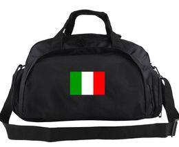 Wholesale College Football Nation - Italy duffel bag Win team emblem tote Nation victory oxford luggage Football club duffle Handle backpack Sport sling handbag