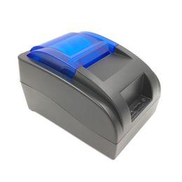 Interfaz usb bluetooth online-TP-5811 Android IOS impresora térmica 58mm interfaz bluetooth