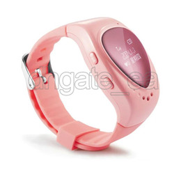Wholesale Google For Kids - GPS tracker Smart watch A6 for child kid smart watches smartwatch phone A6 for kids child children gps bracelet google map, sos button