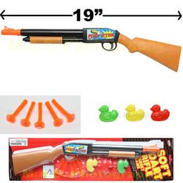 Wholesale Dart Rifles - SOFT DART RIFLE SHOTGUN TOY TARGET SHOOTING GAME SET CARBINE VERY COOL!