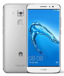 """Huawei 5.5 32gb en Ligne-D'origine Huawei G9 Plus 4G LTE Octa Core 3 Go / 32 Go Android 6.0 5.5 """"Dual Sim OTG Fingerprint Débloqué Téléphone Mobile"""