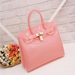 Wholesale Diana Handbag - Mini Jelly cross body New Style Diana Package Handbag PVC High Quantity High-Capacity Handbag Free Shipping