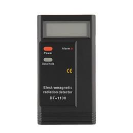Canada 20 PCS / LOT Numérique LCD Détecteur de Rayonnement Électromagnétique EMF Mètre Dosimètre Testeur Aucun paquet DHL livraison gratuite Offre
