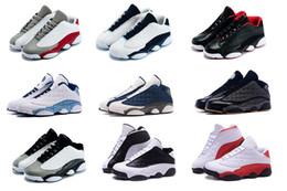Wholesale Gold Horizon - AIR Retro 13 Basketball Shoes Horizons Prm Psny Future Retro Sneakers Men Women Pink Athletics Retro 13s XIII Shoes