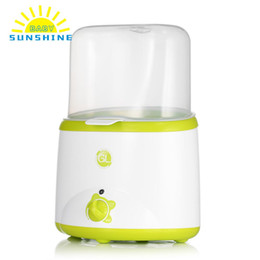Wholesale High Heater Electric - High Quality Baby Bottle Warmer Heating Milk Heating Food Liquid Heater Disinfection Electric Baby Supplies 2 Bottles US Plug