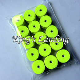 Wholesale High Quality Tennis Grips - Wholesale- 15pcs High quality Abcyee Tennis Racket grips,tennis overgrips,Sweat Absorbed Badminton Racket Grip Taps