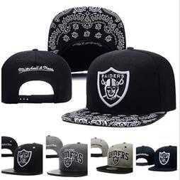 Wholesale Animal Chapeau - High Quality & Hotsale Oakland Raider Snap back Caps Men Headgear Women Dicer Black Gray Summer Sport Hats Adjustable Baseball Cap Chapeau