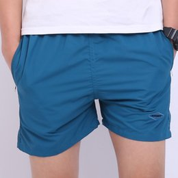 Wholesale Wholesale Board Shorts Clothing - Wholesale- 2017 Men Casual Shorts Quick Drying Summer Beach Surfing Board Shorts Male New Brand Clothing Boardshorts Plus Size M-3XL Y2337