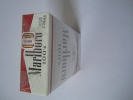 Wholesale Fast Deliver - FAST DELIVERED RED LIGHT GOOD taste cigarette box 100s Cigarettes tobacco STAMP SMOKE 5cartons lot collect filp top box gift USA DUTY PAID