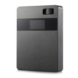 Wholesale Mini Speaker Case - Wholesale- XUELIN IHIFI780 8G MP3 Player Built-in Speaker Mini LCD Screen Portable Music Player WM8740 DAC DSD HiFi with Case