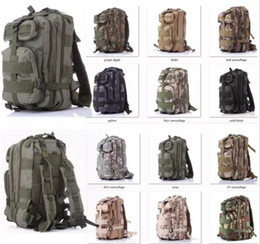 Wholesale Backpack Faux Leather - Retai l&Wholesale nylon 30L Outdoor Sport Military Tactical Backpack Rucksacks Camping Hiking Trekking Bag