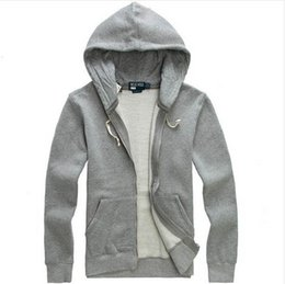 Wholesale Mens Pink Cardigan - High quality new Hot sale Mens polo Hoodies and Sweatshirts autumn winter casual with Hoodies sport jacket men's hoodies