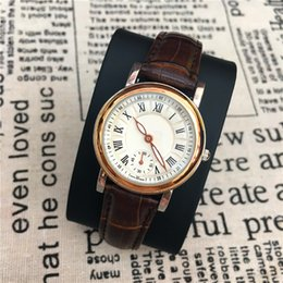 Wholesale Ladies Watches Small Dial - Hot Sale Women watches Genuine leather Multi colors Female clock Lady wristwatch Top Brand Quartz small Dial free shipping Relogio Masculine
