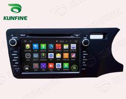 Wholesale Honda City Dvd Player Gps - Octa Core 2GB RAM Android 6.0 Car DVD GPS Navigation Multimedia Player Car Stereo for Honda City 2014 Right Hand Driving Radio Headunit
