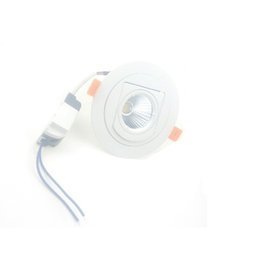 Wholesale Clothes Stores Decoration - Wholesale- 10 Watts Rotating COB LED Downlight 85-265V AC for Clothing Store Hotel Decoration 10W Elephant Trunk Down Lighting Bulb Lamp