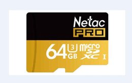 Wholesale Genuine 64gb Micro - 100% real original 16gb 32gb 64gb genuine capacity UHS-1 Class 10 micro sd card TF card with retail package free shipping