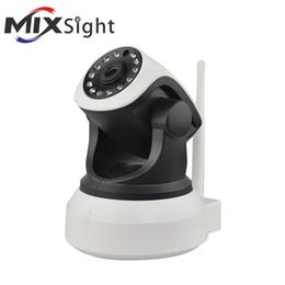 Wholesale Surveillance Camera Wifi Night - 720P 1.0MP IP Camera CCTV Surveillance Cameras Home Security HD Wireless Wifi Night Vision Recording Network Baby Monitor