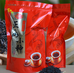 Wholesale G Foods - [ambition] 2017 top premium black tea lapsang souchong 250 g red tea healthy green food warm stomach zhengshanxiaozhong