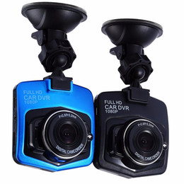 Wholesale Wholesale Night Vision Camcorder - mini car camera dvr parking recorder video registrator camcorder full hd 1080p(real 720p) night vision dvrs 170 degree GT300 car dvr