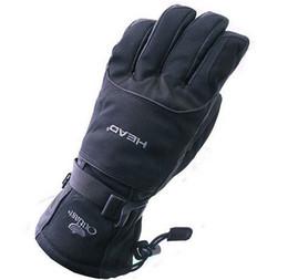 Голова лыжные перчатки водонепроницаемый -30C градусов зима теплая Сноуборд перчатки Мужчины Женщины мотокросс ветрозащитный Велоспорт мотоцикл от