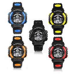 Wholesale Best Alarm Watch - Wholesale- Fankris 2016 Best Selling Top Brand Waterproof Mens Boys Digital LED Hour Alarm Date Sports Wrist Watch Reloj Deporte Waterproof