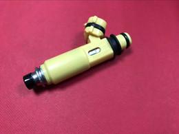 Wholesale Nozzle Denso - Mazda RX-8 Injectors Yellow Denso 195500-4450 450cc for Turbo MX-5 BPT