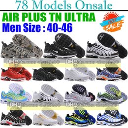 Wholesale Men Leather Pa - wholesale 2017 Men Requin Pas Cher Fashion air Tn running Shoes Sales TOP Quality Cheap France Basket Tn Requin Chaussures Size 40-47