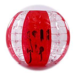 Надувные бамперы для кузова онлайн-Бесплатная доставка бампер мяч футбол надувной Хомяк мяч для людей тела Zorb Vano надувные качество гарантировано 1 м 1.2 м 1.5 м 1.8 м
