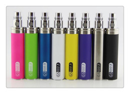 Wholesale Ego Cigarette Sales - Hot sale GS eGo II Battery 2200mah E Cigarettes Updated EGO Battery For 510 CE4 MT3 Atomizer ecig Battery