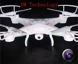 Wholesale Model Control - X5c Remote Control Aircraft Super Shock Resistant Four Axis Aircraft Children's Toys Aerial Photography UAVs Model Aircraft Wholesale