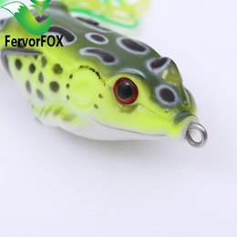 Wholesale Minnow Crank Baits - fishing lure Mixed 5 models tackle 5 color 5.5cm 13g Minnow lure Crank Lures Mix bait Frog Fishing lures