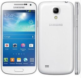 Wholesale Real Phones S4 - 2016 Real Special Offer Galaxy S4 Mini I9192 I9195 NFC Wifi Gps 8mp Camera 4.3 Unlocked Refurbished Mobile Phone Shipping