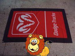 Wholesale Ram Works - Dodge trucks Flag ,3x 5ft Polyester,flag king,Ram Trucks ,Pickup Trucks, Work Trucks & Vans banner