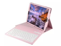 Porzellanhalter fall online-Bluetooth Wireless Keyboard Case PU Leder Smart Cover mit Ständer Halter für iPad Pro Neu 12,9 Zoll Tablet