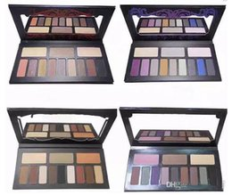 Wholesale Matt Shadows - Instock! New Shade & Light Eye Contour Palette 12 colors Matt eye shadow palette eyeshadow 30g DHL Free shipping+GIFT