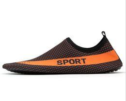 3a50dedd53 1 paire Nouveau Doux Confortable Caoutchouc Sandales Pantoufles Wading  Diving Shoes Chaussures De Natation Pour Les Hommes Et Les Femmes Sply 350  en solde