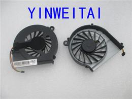 Wholesale Laptop Hp Pavilion G6 - New&Original Cooler cpu Fan for HP Pavilion G6 G4 Laptop 646578-001 CQ42 G42 CQ62 G7 CQ56 G56 MF75120V1-C050-S9A KSB06105HA