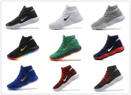 Wholesale Lining Basketball - 2017 New Arrival Men Casual Shoes Hyperdunk 2017 Fly Line Fashion Top Quality Basketball Shoes Boots Sneakers Free Shipping Size 40-46