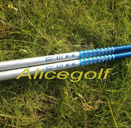 Wholesale tours ad shaft - high quality golf clubs Japan BB6 Tour AD shaft 335 or 350 Graphite shaft Stiff or Regular 10pcs golf shaft