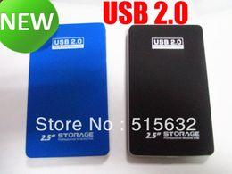 Toptan Satış - USB 2.0 Sata 2.5 Harici HDD Sabit Disk Sürücüsü Muhafaza Kutusu Laptop Ide Bilgisayar nereden