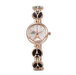 2016 Cadena de Moda Japón Personalidad Coreana Señora Relojes de Cuarzo Moda Chic Damas Dial Blanco Relojes de Cuarzo desde fabricantes