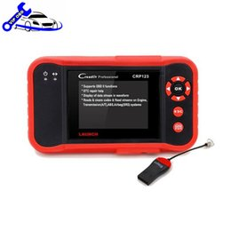 Wholesale Transmission Scan Tools - Launch CRP123 Auto Code Reader Update Online LAUNCH X431 Creader CRP 123 ABS, SRS, Transmission and Engine Car Scan Tool