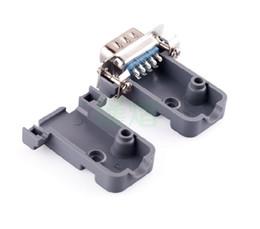 Pin di saldatura online-Il computer di saldatura VGA a testa VGA mostra che il proiettore VGA con testa maschio a 9 pin