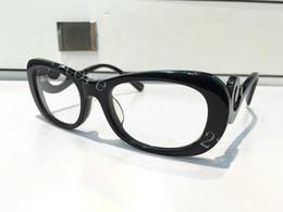 Wholesale Face Shapes Glasses - Free ship Luxury logo brand VPR09P-A glasses square shape fashion big face retro vintage summer style women brand designer