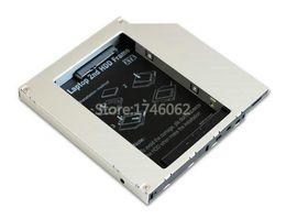 "Wholesale Hard Drive Cheap - Wholesale- Best Cheap for PowerBook G4 Titanium DVI Aluminum 12"" 15"" 17"" 2nd HDD Caddy Second Hard Disk Enclosure CD DVD Optical Drive Bay"