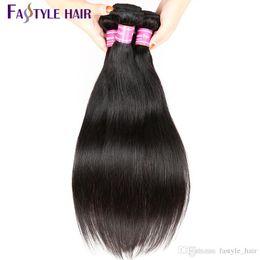 Wholesale Super Cheap Peruvian Hair - Bestseller! Indian Straight Hair Weave Extension Unprocessed Brazilian Peruvian Malaysian Mink Virgin Human Hair Bundles Super Quality Cheap
