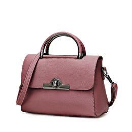 Wholesale Korea South Handbags - 2017 New small bag Japan and South Korea Socialite bag fashion tide contracted joker mini handbag shoulder inclined shoulder bag handbag