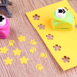 Wholesale Paper Shaper Scrapbook - Wholesale- 1 PCS Kid Child Mini Printing Paper Hand Shaper Scrapbook Tags Cards Craft DIY Punch Cutter Tools 8 Styles HOT
